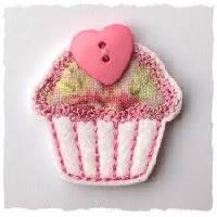 Cupcake Bookmark Swap