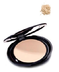 Recycled & Altered Compact Makeup Mirror--U.S.--