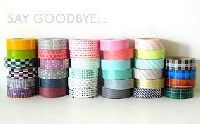 USAPC:  Washi Tape Samples