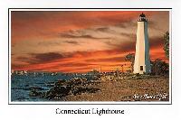 WPS - Lighthouse Postcard #3