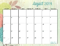 Pin Your August 2014
