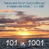 101 Things Progress- August 2014