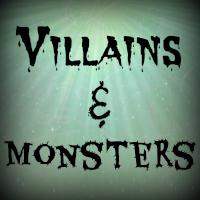 ❤ ATC Villains & Monsters - C ❤
