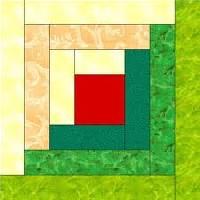 USAPC: Quilt Block ATC Series #4