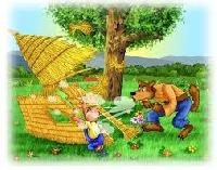 USAPC: Fairy Tale House  ATC Series # 2