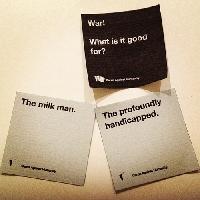 Cards Against Humanity Digital Brainstorm Swap