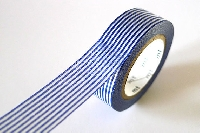 FTLOW: Blue Washi Tape