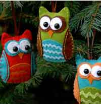 Handmade Christmas Ornament - November