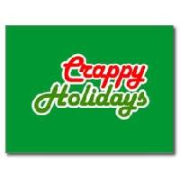HC: Crappy Christmas Ornament
