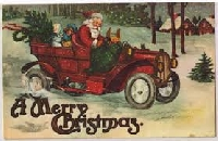 Lots of Christmas Postcards
