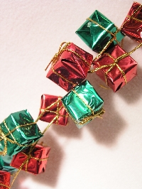 You pick 6 wrapped gifts #20