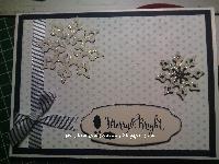 Christmas greeting card - Stephrz ~ Lucine