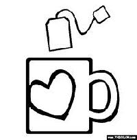 Send Out Quickly Tea Swap  International no.~4