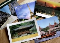 Postcard with Info- Movie