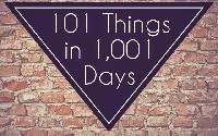 101 Things Progress- November 2014