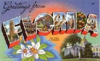 WPS - Florida Postcard