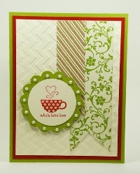 OSS: Handmade Card Swap ~ December