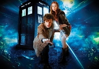 Doctor Who Postcard Swap USA ONLY