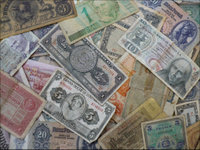 Paper Currency of the World #10 - December 2014