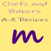 C&B: M~~A-Z Recipe Swap
