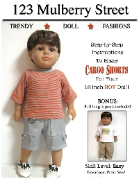 2015 Stash Busting Shorts
