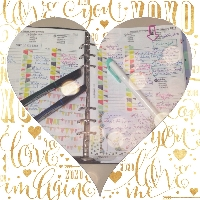 Make My Planner Pretty #9 - USA