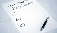 New Year Resolutions- Because I MATTER!