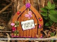 Fairy Door ATC Village Series
