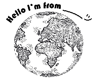 Hello I'm from ____ ツ #2