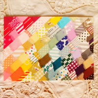 Washi Tape Collage PC