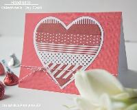 Handmade Card Swap ~ Feburary