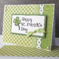 Handmade Card Swap ~ March
