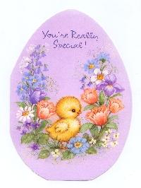 SUSA: 2 Partner  - Easter Card Swap