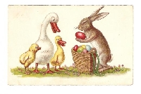 **USA~ Easter Egg ATC**