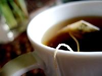 ISS:  Tea Time