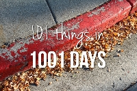 101 Things Progress- February 2015