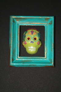 *Dia De Los Muertos* Altoid Shrine-U.S. Only