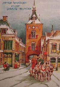 christmas postcard swap #34