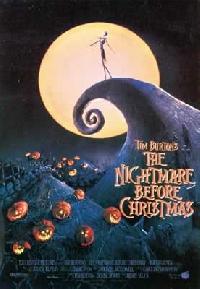 NIGHTMARE BEFORE CHRISTMAS ATC