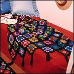 Rainbow of Grannies - April - Challenge Month