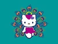 Kawaii ATC #2 Hello Kitty Swap USA