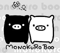 Kawaii ATC #5 Monokuro Boo! USA