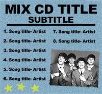 Mock Mixed CD