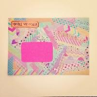 Washi Tape Envelope