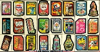 Wacky Packages Trading Card swap