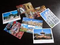 Postcard swap with swap album #2