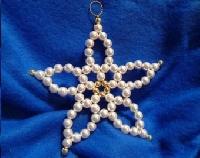 Christmas Ornament - Star - June