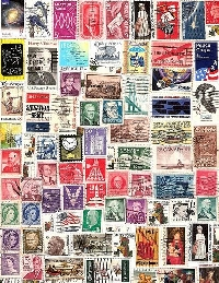 10 used stamps + 2 partners