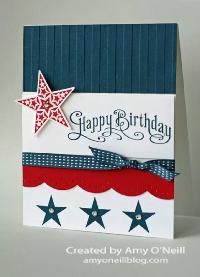 OSS: Handmade Card Swap ~ July