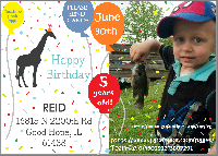 Send a Card to a Child with Cancer - Reid